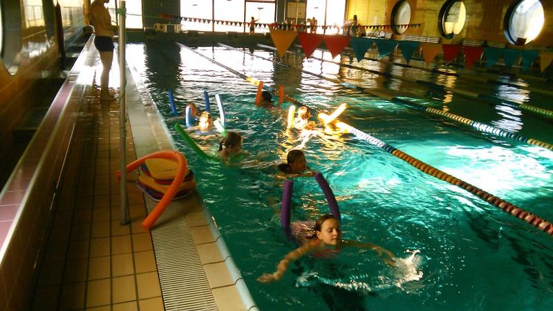 Plavalni tečaj v 3.razredu