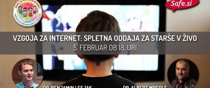 5. februar 2019 – DAN VARNE RABE INTERNETA